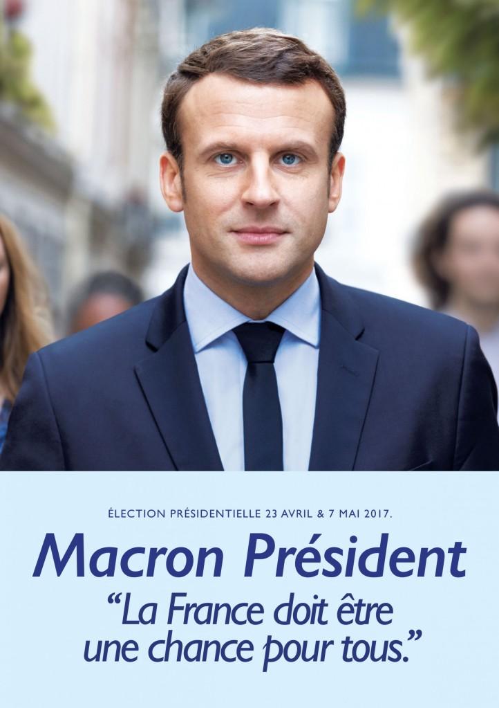 affiche-campagne-macron-president-france-doit-etre-une-chance-pour-tous